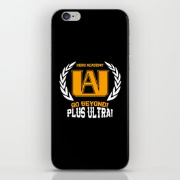 Motto iPhone Skin