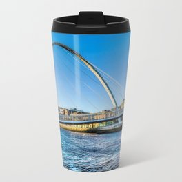 Gateshead Millenium Bridge Travel Mug