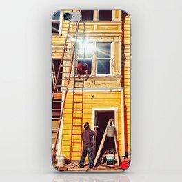 Hardworking iPhone Skin