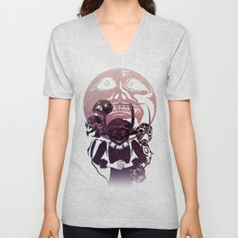 You've met with a terrible fate, haven't you? Unisex V-Neck