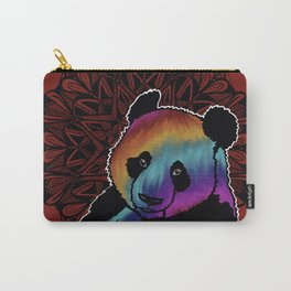Peaceful Panda Carry-All Pouch