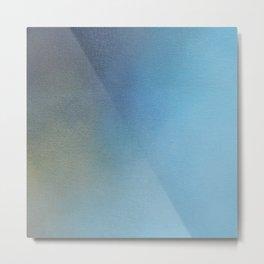 Azure Light Metal Print