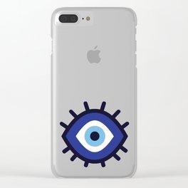 nazar Clear iPhone Case