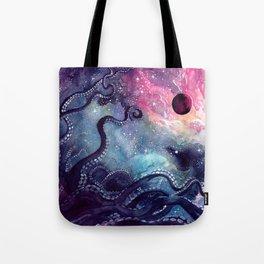 Cosmic Cephalopod Tote Bag