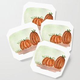 Fall Pumpkins Coaster