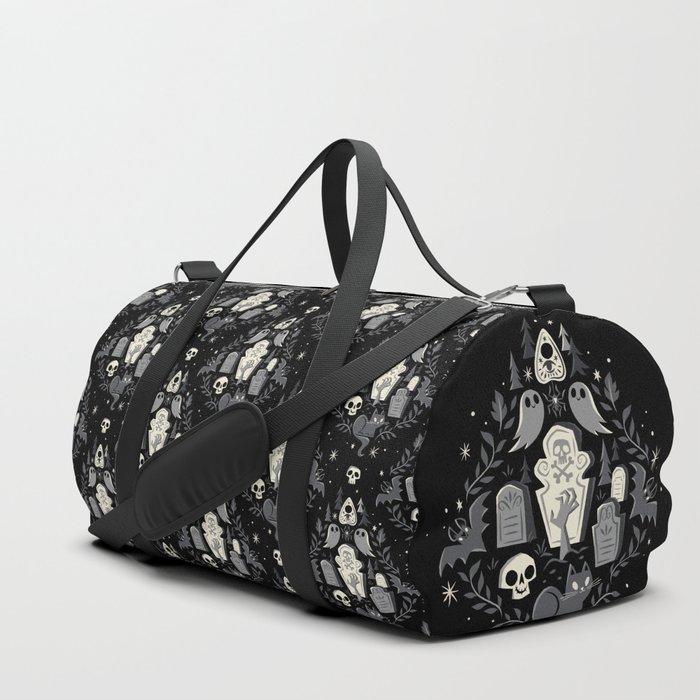 Graveyard Ghouls Duffle Bag
