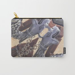 Drago in Assisi Carry-All Pouch