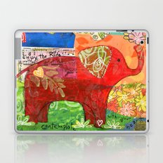 Contemplate with the Heart Laptop & iPad Skin