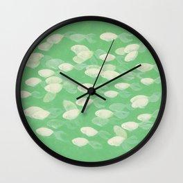 Mystic Forest Wall Clock