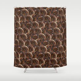 Delicious Donuts Shower Curtain