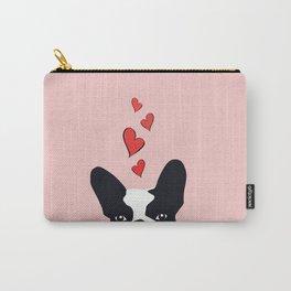 Bulldog Love Carry-All Pouch