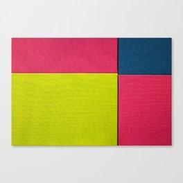 Color Square Canvas Print