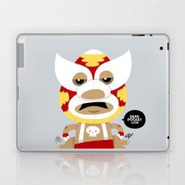 Let's Rassle Laptop & iPad Skin