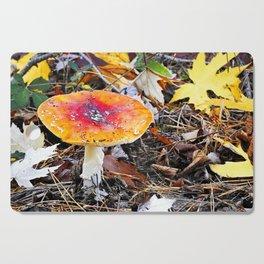 Amanita muscaria Cutting Board