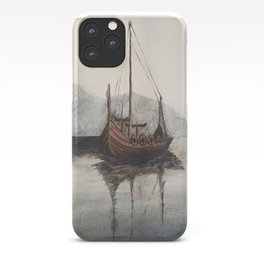 Lonely Viking iPhone Case