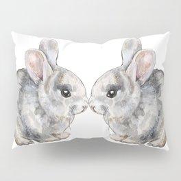 Bunny Love Pillow Sham