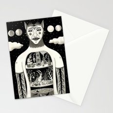 Under Skin Stationery Cards
