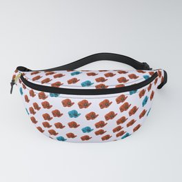 American poppies Fanny Pack