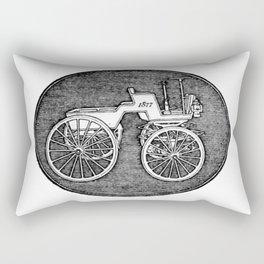 Old car 6 Rectangular Pillow