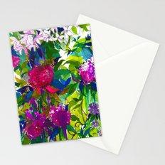 Summer Petals Stationery Cards