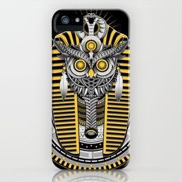 Guardian of the Afterlife iPhone Case