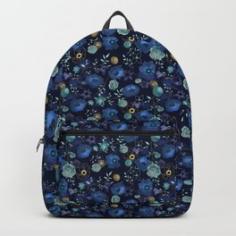 Cindy smaller floral print Backpack