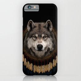 WOLF CLAN iPhone Case