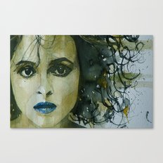 Helena Bonham Carter Canvas Print