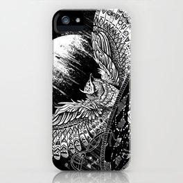 Spirit Owl iPhone Case