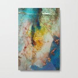 Dragón de mar Nº5 Metal Print