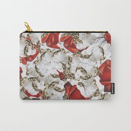 Roman Collage Carry-All Pouch