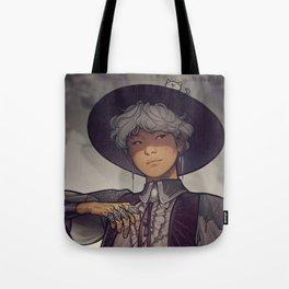 Witch Yoongi Tote Bag