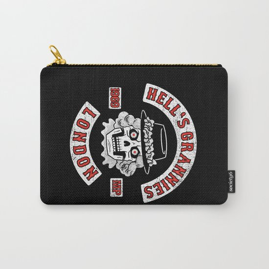 Hell's Grannies 1969 Carry-All Pouch