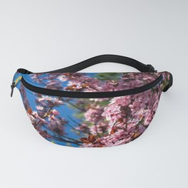 Blooming Plum Tree (6) Fanny Pack
