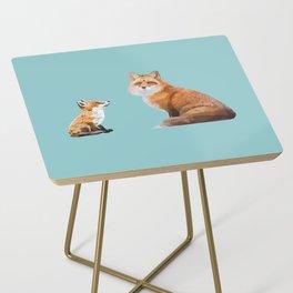 Fox Tenderness Side Table