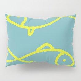 two fish Pillow Sham
