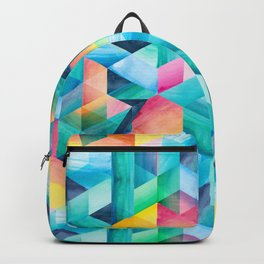 Reflections and Rainbows Backpack