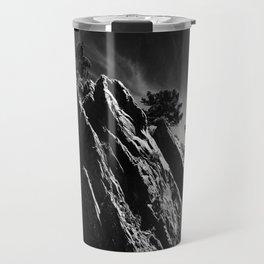 mountains and mist Travel Mug