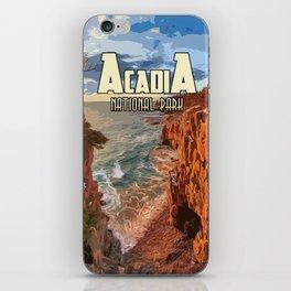 Acadia National Park at Maine iPhone Skin