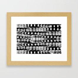 Argostoli Library Framed Art Print