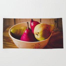 Pears II Beach Towel