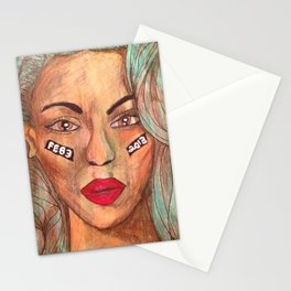 Bey Stationery Cards
