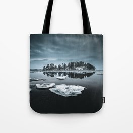 Only pieces left Tote Bag