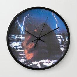 Hand Of Doom Wall Clock