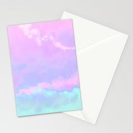 Candy Floss. Stationery Cards