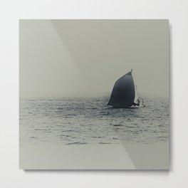 Leeward Shore Metal Print