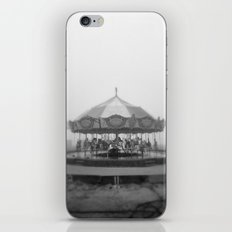 Silent Beach Park iPhone & iPod Skin