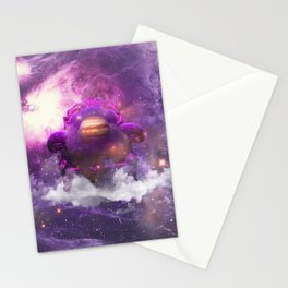 Jupiter is Resting Stationery Cards