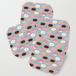 Sweet Donuts pattern Coaster