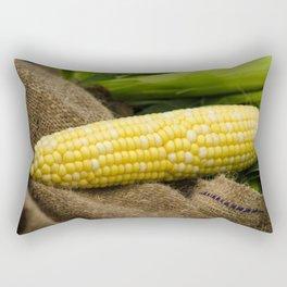 Corn on the Cob Rectangular Pillow